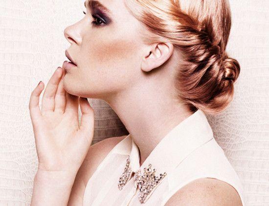 Idei de coafuri romantice pentru par lung   #coafuri #par #hairstyles #longhair #hair