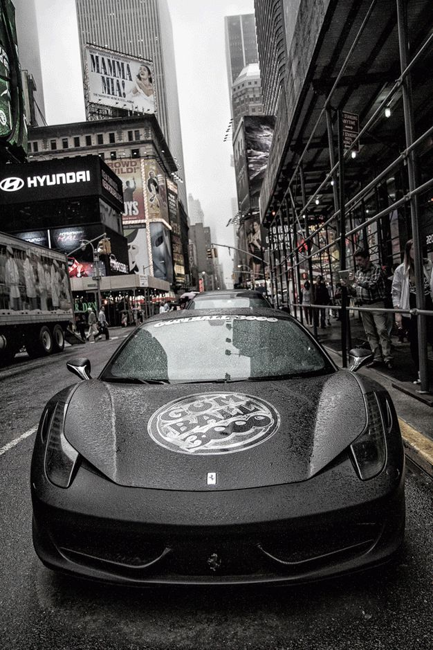 Team Malibu's Most Wanted Gumball 3000 2012 AssetAltText