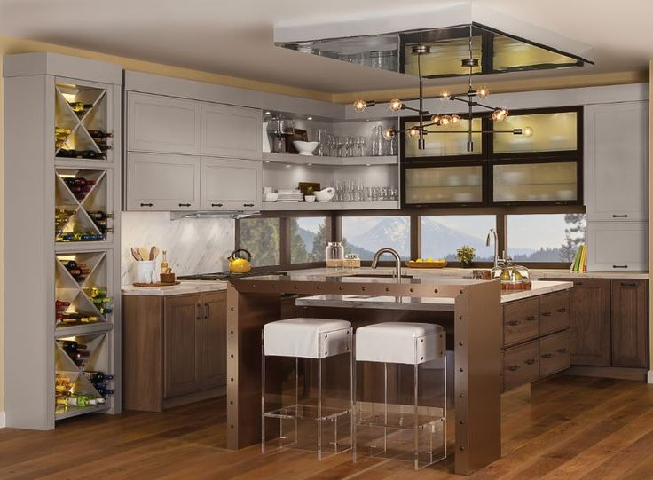 The Polished Pebble Modern Country Style Kitchen Storage: 25+ Best Ideas About Wine Bottle Storage On Pinterest