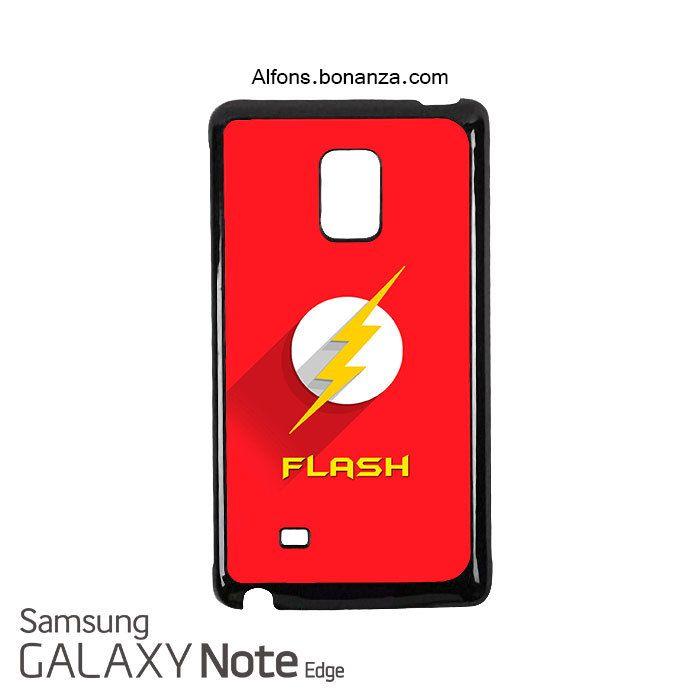 Flash Superhero Samsung Galaxy Note EDGE Case