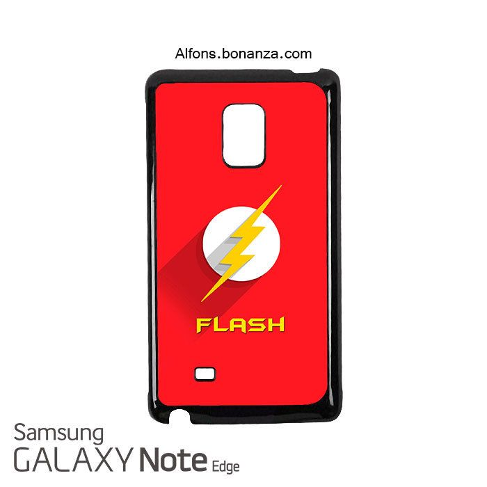 Flash Superhero Samsung Galaxy Note EDGE Case