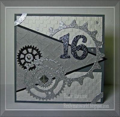 Happy 16th Birthday for teen boy.