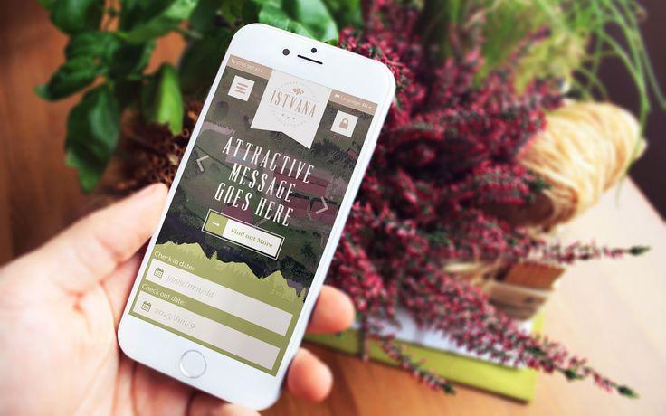 Web design - mobile screen resolutions