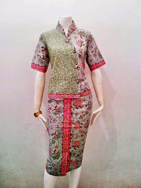 Model Baju Batik RnB Ayla Series