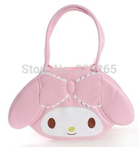 Soft pink bow Japanese kawaii bag, sweet bag, ice cream color cute Lolita style bags,hot selling festival gifts - Top Kawaii - Best Online Kawaii Shop Top Kawaii - Best Online Kawaii Shop