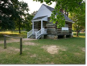 """New Echota is one of the most significant Cherokee Indian sites in the nation and was where the tragic """"Trail of Tears"""" officially began."""