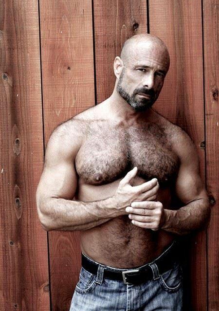 bald men are sexy