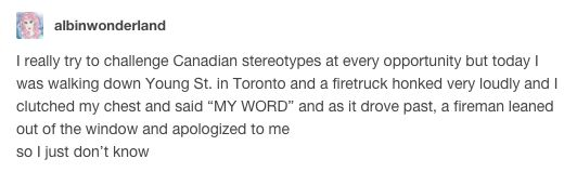 YOUR CANADIAN STEREOTYPES ARE WRON— | 15 Stereotypes About Canadians That Are Very, Very Wrong
