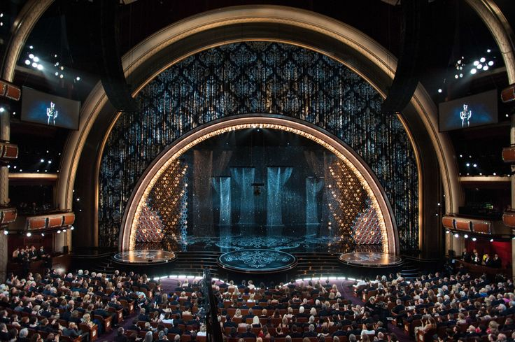 86th Oscars, Telecast, Mezzanine 1