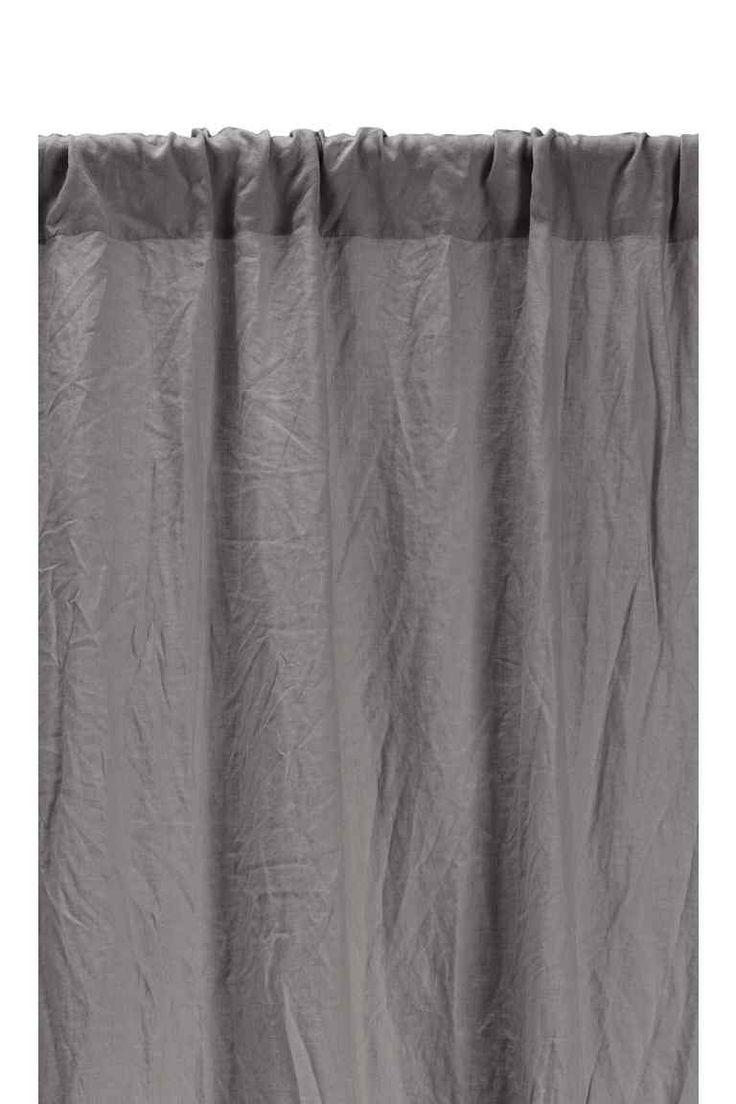 схема пошива льняных штор с завязками