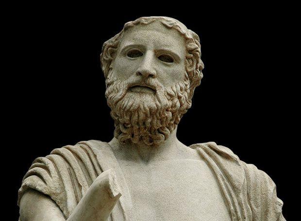 Το αβάσταχτο βάρος ενός πολύτιμου δώρου: Ο ποιητής Ανακρέων έλαβε από τον τύραννο της Σάμου Πολυκράτη ως δώρο πέντε χρυσά τάλαντα...