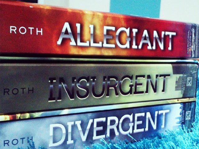 I got Divergent!