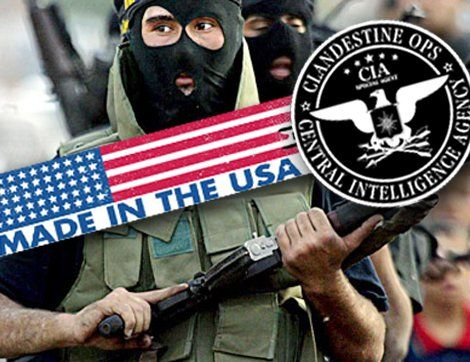 """Evidence Shows The Pentagon Trained Syria's Al Qaeda """"Rebels"""" in the Use of Chemical Weapons – Collective Evolution"""