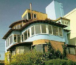 Casa Museo La Sebastiana de Pablo Neruda