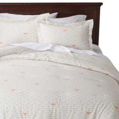 cute. | kindergarten birds, Nate Berkus™ Origami Comforter Set, Target