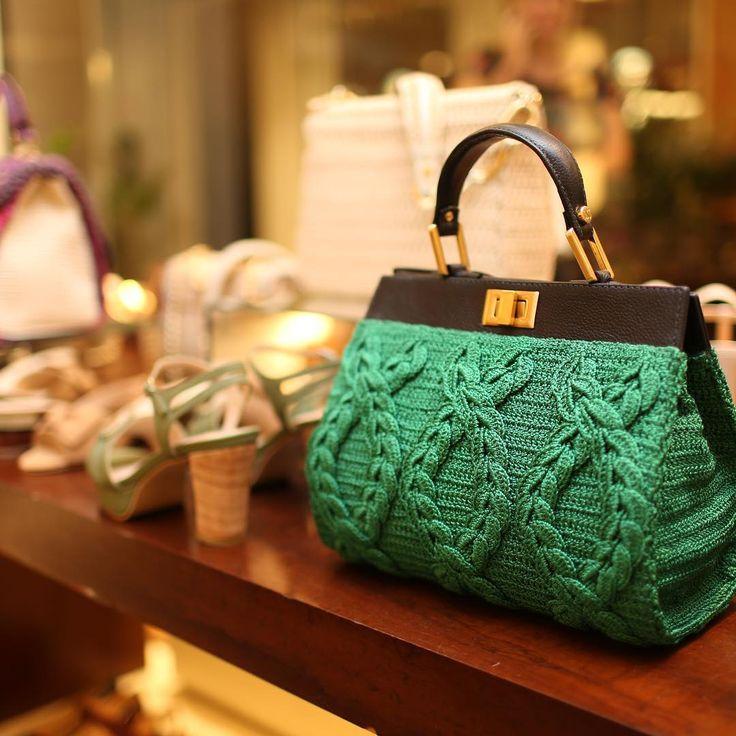 Detalhes que fazem a diferença! #nathaliatolentino #blogueira #look #dia #bolsas #handmade #natural #primor #fashion