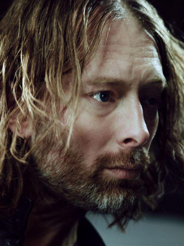 Thom Yorke Interviewed by Daniel Craig for Interview Magazine ...