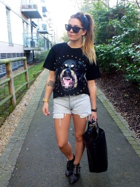 #fashion #streetstyle #4am #rottweiler