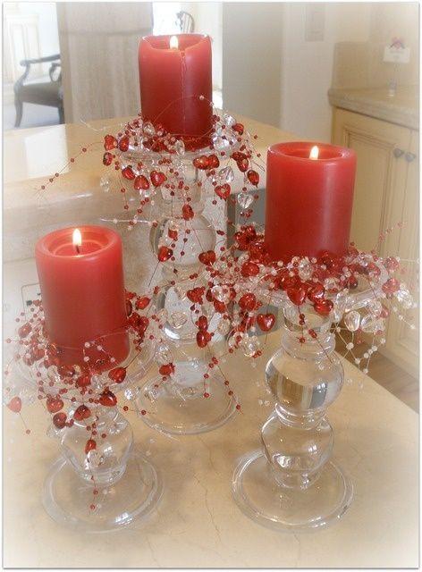 valentine centerpiece ideas – Google Search: