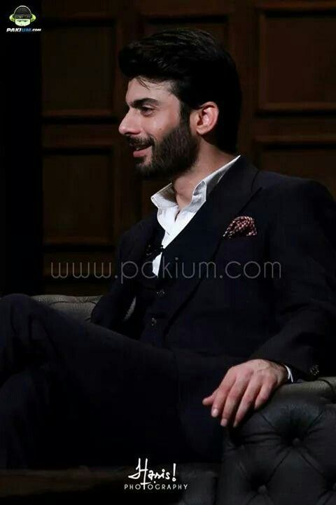 What a great persona #fawadfever #fawadkhan