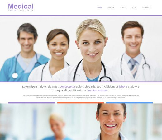healthcare templates free download