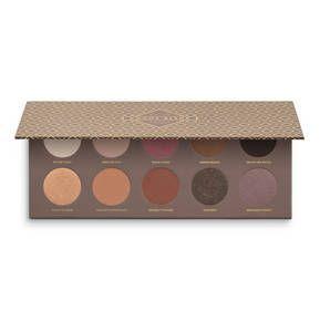 Cocoa Blend Eyeshadow Palette - Palette di Ombretti di Zoeva su Sephora.it