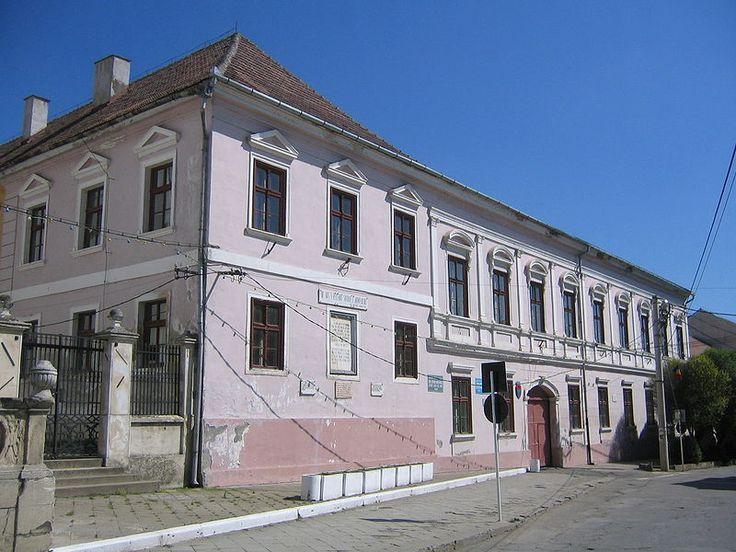 Prima Scoala Romaneasca - Blaj - Blaj - Wikipedia