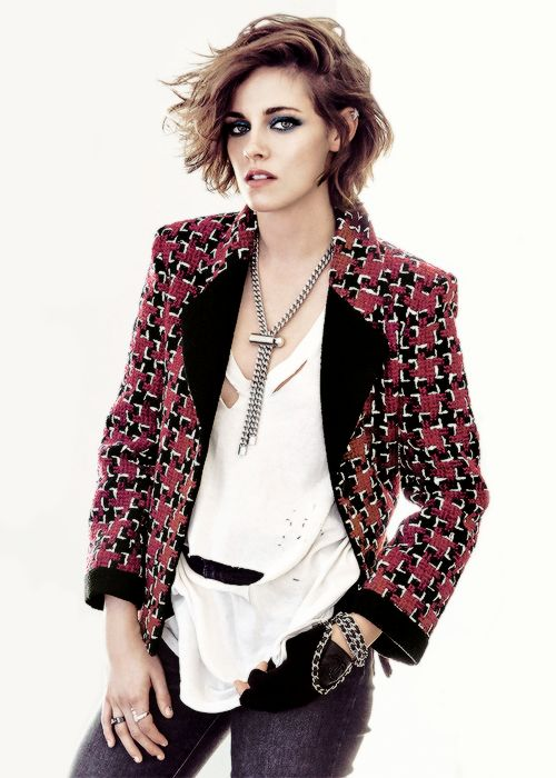 Kristen Stewart for Nylon Magazine, 9/15