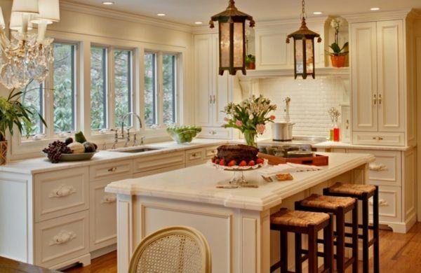 küche mit kochinsel freistehende kücheninsel bietet mehr arbeitsfläche
