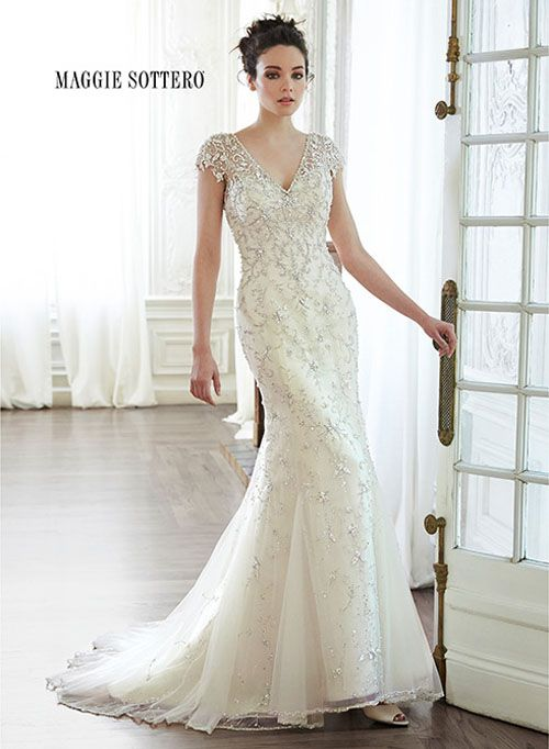 Popular Wedding Dress Designer Maggie Sottero