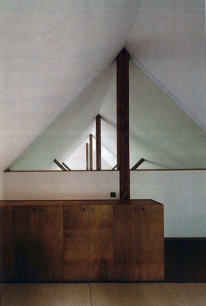 Tanigawa House - Kazuo Shinohara