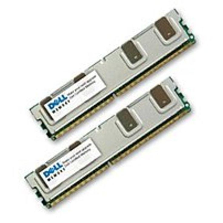 NOB Dell SNPM788DCK216G RAM Upgrade for Precision Workstations T7400,T5400, Poweredge Servers 1950, 2900 and 2950 III, R900, M600 - 16 GB - 240-pin - 667 MHz
