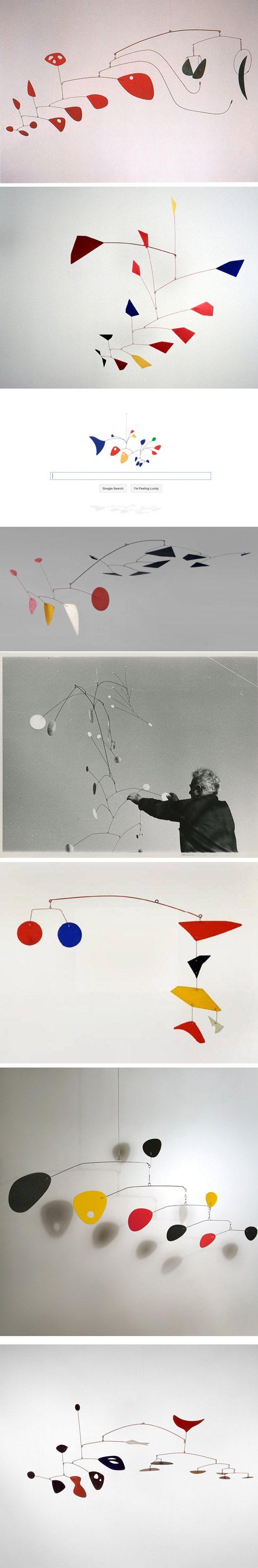 """Muita gente conhece o trabalho do artistaAlexander Calderque brilhou dos anos 30 aos 50, mas aposto que outras pessoas não. Essa coletânea de melhores móbiles do artista serve de inspiração para qualquer pessoa que goste de cores, movimento, formas e ousadia.      [youtube_sc url=""""QmdckhFdcDQ""""]    ..."""
