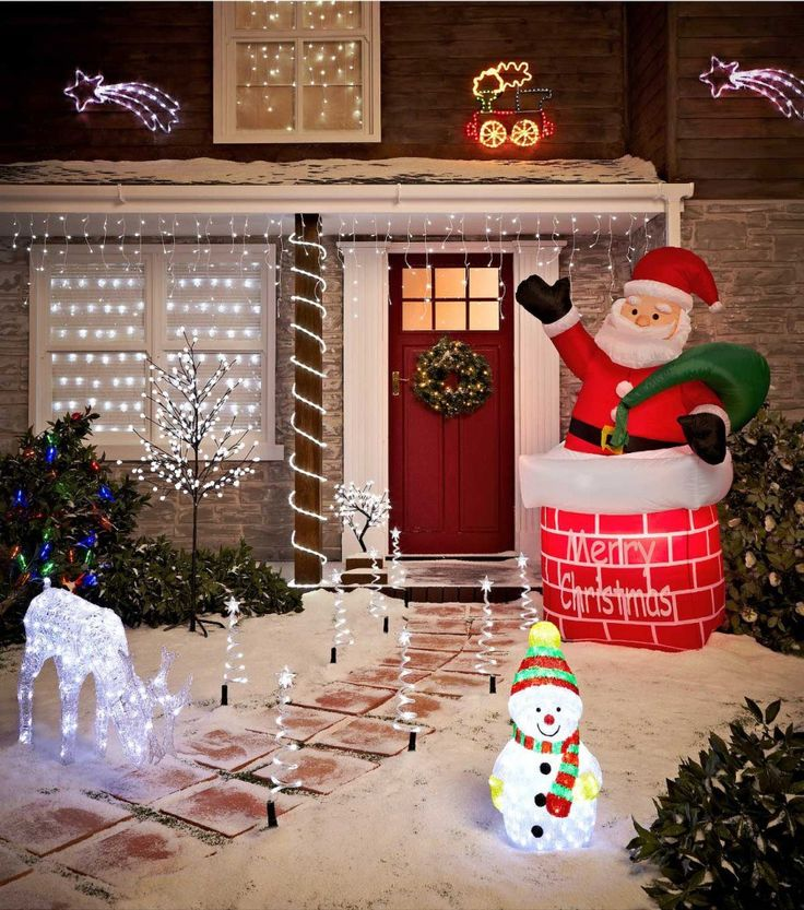 13 best homemade outside christmas decor images on pinterest christmas christmas fabulous cheap outdoor decorations lighted within cheap diy outdoor christmas decorations mozeypictures Images