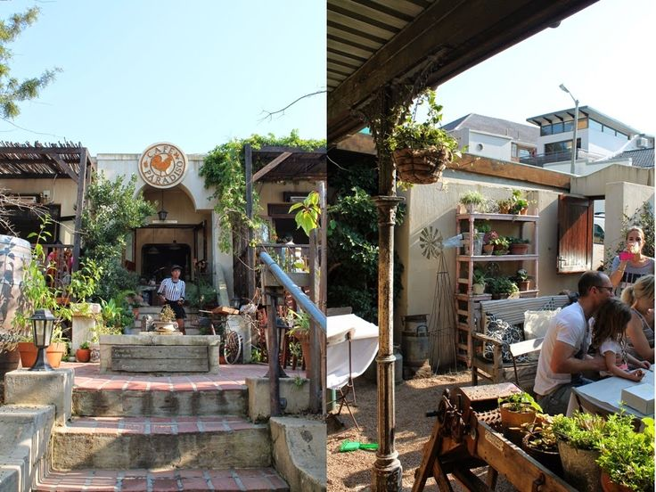 A Gorgeous Life: Cafe Paradiso | Cape Town