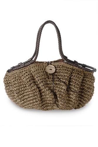 Another gorgeous beach handbag :) x