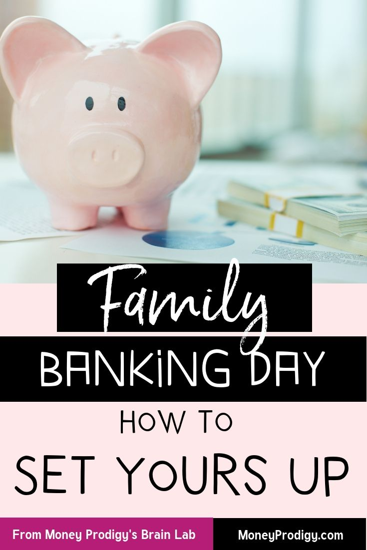 50 Banking Activities For Kids Plus How To Create A Family Banking Day Kids Money Kids Money Management Learning Money