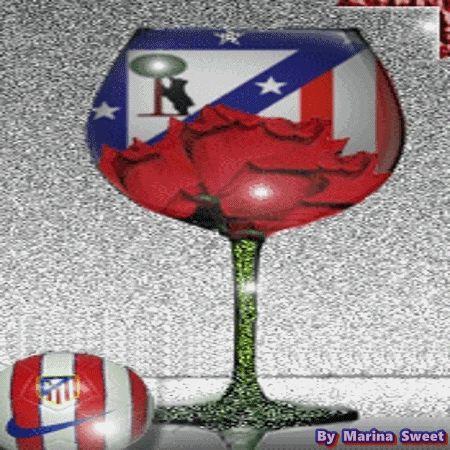 Atlético Madrid SAD ☯ Salud y Suerte Colchoneros ◎