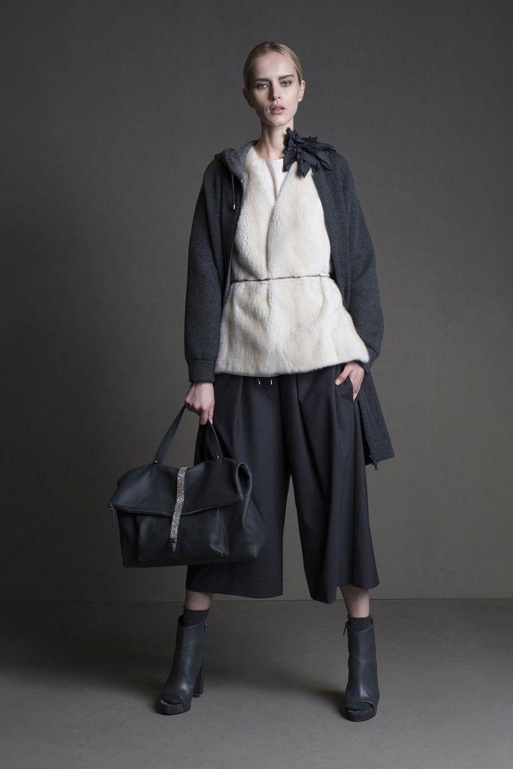 Brunello Cucinelli - Fall 2015 Ready-to-Wear - Look 16 of 30