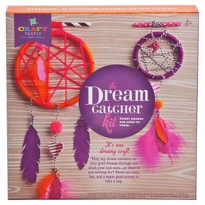 Craft-tastic The Dream Catcher Kit