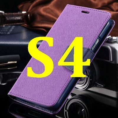 S4/S5 Luxury PU Leather Case for Samsung Galaxy S5 SV I9600 Wallet Holster Phone Back Cover Bag for Samsung Galaxy S4 SIV I9500 https://womenslittletips.blogspot.com http://amzn.to/2lkg9Ua