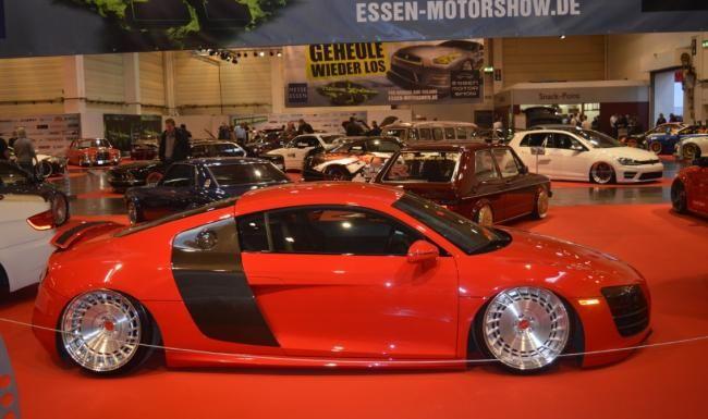 Essen Motor Show Audi R8