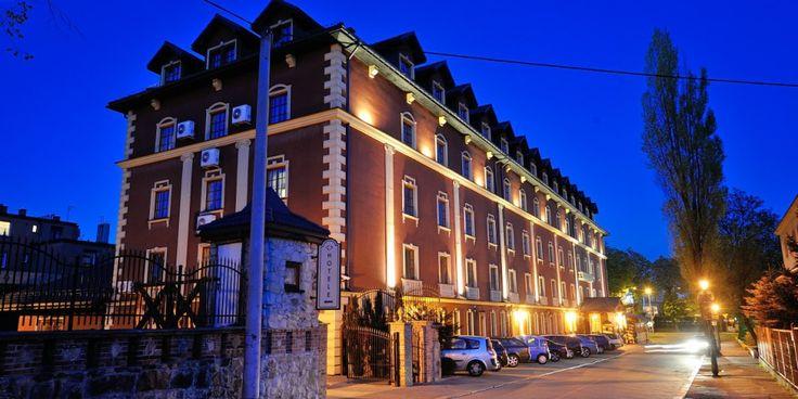 Hotel Diament Arsenal Palace**** -70%, Ostatnie Pokoje, Chorzów, Hotel z historycznie stylizowanymi wnętrzami tuż obok Stadionu Śląskiego | Triverna.pl
