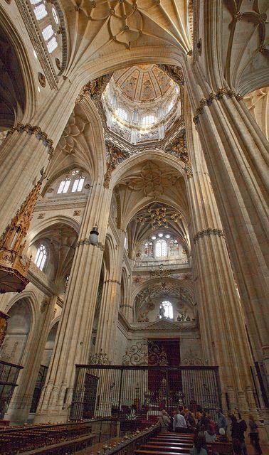 Salamanca's Cathedral Spain