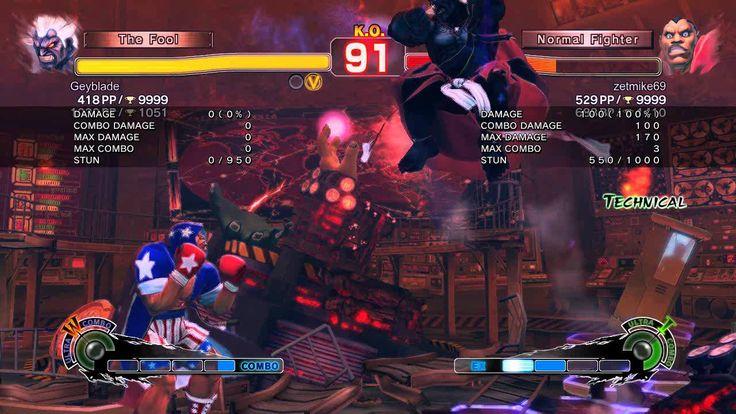 Ultra Street Fighter IV battle: Raging Balrog #USFIV #USF4 #Steam
