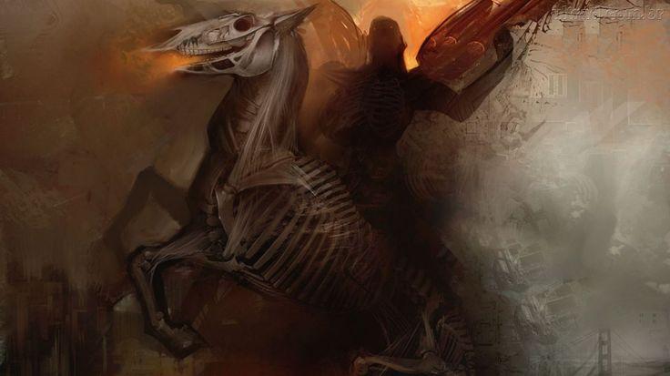 Papel-de-Parede-Cavaleiro-Fantasma
