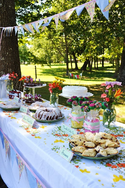 Best ideas about picnic bridal showers on pinterest