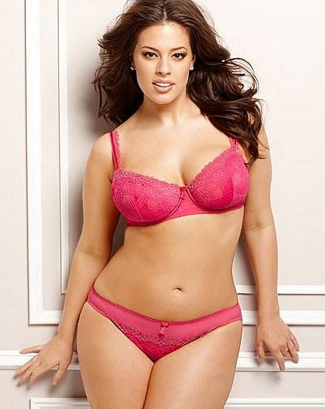 Plus model ashley graham pon pics final
