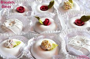 Un gâteau Algérien que vous pouvez décorer comme vous le voulez, moi personnellement je le préfère en blanc avec des petites fleurs, vous pouvez aussi utiliser du brillant alimentaire pour lui donner un peu de brillance (moi j'ai pas utilisé) pour ceux...