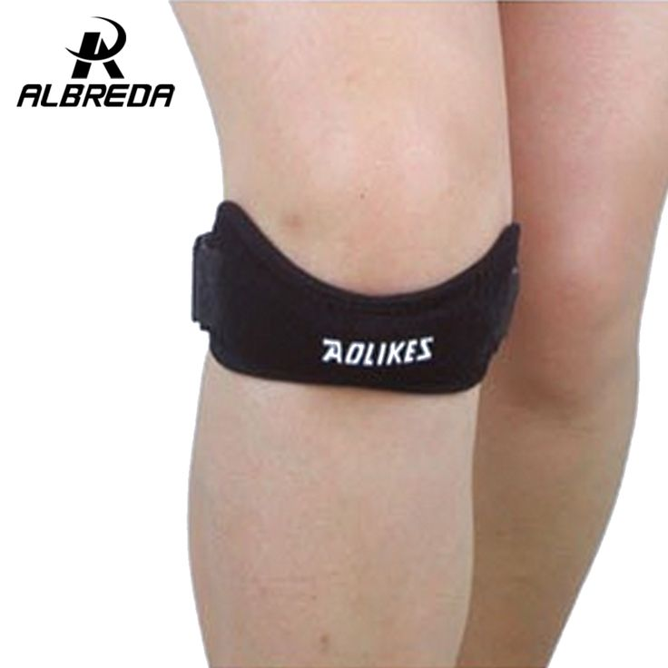 Professionals knee sliders band adjustable patella support pads voleibol kneecap protector Sports Safety rodilla guard knee pad